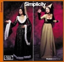 Two views of Simplicity 9058